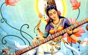 Goddess-Saraswati-wallpaper